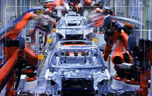 Automotive-industrie
