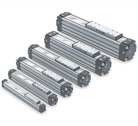 Pneumatische cilinder Tolomatic