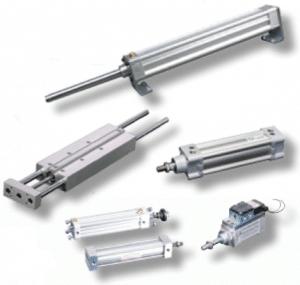 Pneumatische-cilinders